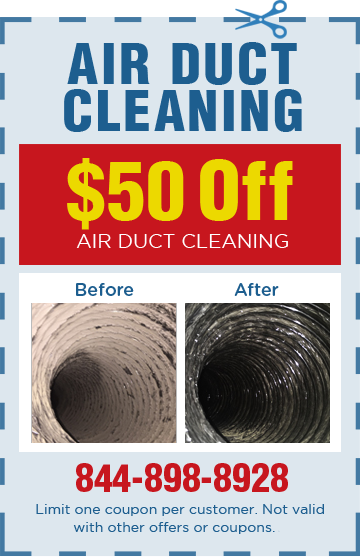 Airduct Cleaning Coupon