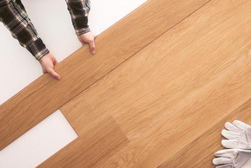 prevent damage on hardwood floor